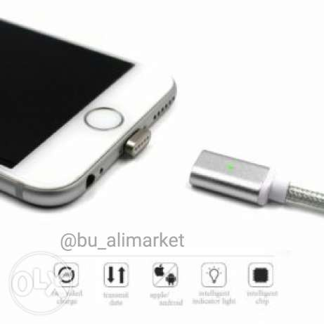 For sale Magnetic data cable and Chrging.. Samsung & iPhone