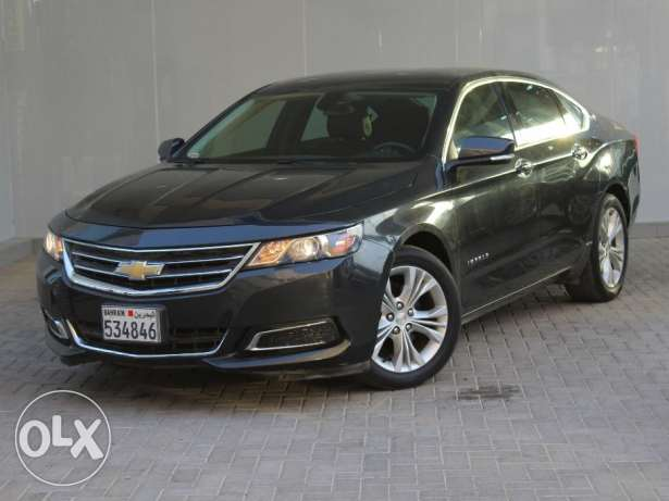 Chevrolet Impala 3.6L V6 LT 2015 Black For Sale