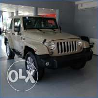 Jeep Sahara 2016 Installment 280 BHD Down payment 0 with Special Offer