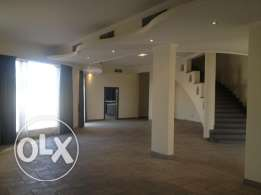 Excellent villa commercial or residential in Adliya rent 1500