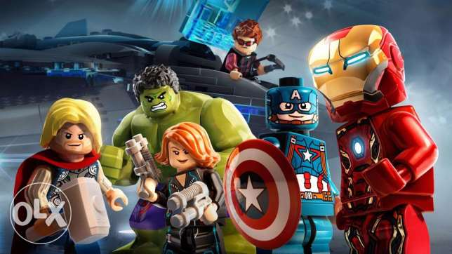 LEGO MARVEL superheros avengers for pc