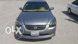 Nissan Altima Good Condition