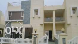4 BR - BRAND NEW BRIGHT modern & spacious semi furnished compound