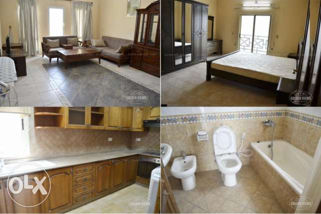 Modernly furnished Flat with indian Community near British Club