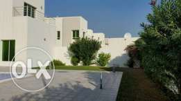 moen semi furnished villa with private pool ksa