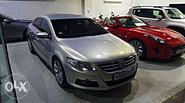 VW Passat CC V6 300 HP full option
