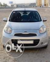 Nissan Micra 2012 34K Low Milage, Ex-Pat owned