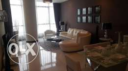 Extra luxurious fully 2 bedrooms in Seef Sf 30-loq
