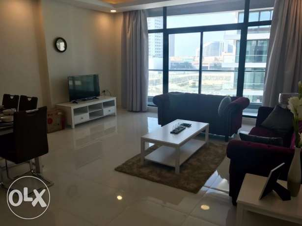 Amwaj Brand new Sea view / 2 BR