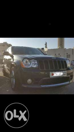 Jeep Grand Cherokee SRT8 جد علي -  2