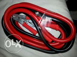 Havy vehicles starting cable.