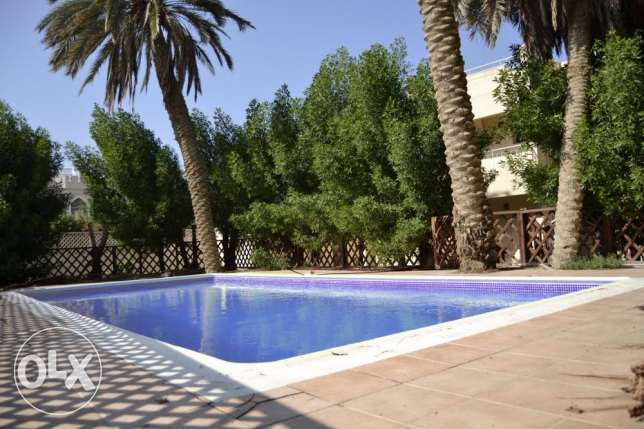 4 Bedroom with Private pool & Garden in Adliya