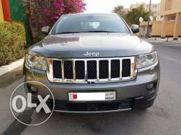 Fully loaded Jeep Grand Cherokee Overland for sale
