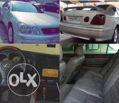 For sale lexus gs300