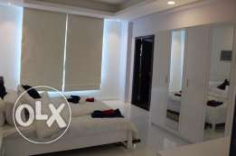 2 bedroom apartment in Amwaj fully furnished