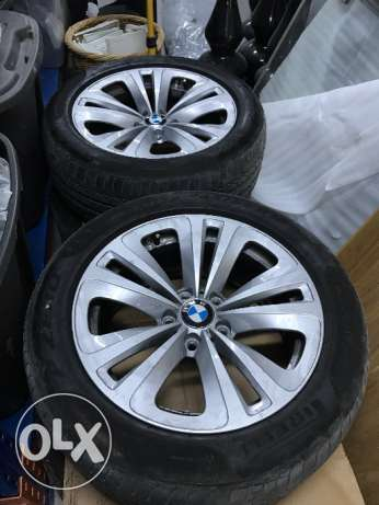 "18"" BMW RIMS FOR SALE- Brand New Condition"