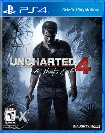 Uncharted 4 4sale or exchange