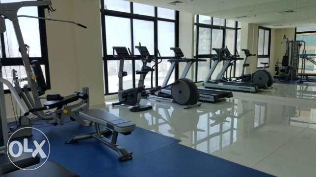 1 bedroom beautiful flat in Juffair fully furnished brand new/incl جفير -  1