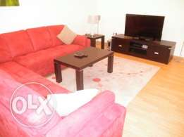 Three bedrooms fully furnished flat in Juffair