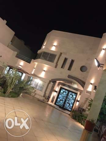 luxury villa for rent in jerdab 1000 bd