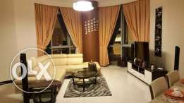 Fully Furnished Apartment For Rent At Amwaaj isl (Ref No:3AJZ)
