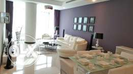 Perfect 2 BHK apartment with a very modern furniture