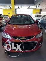 Brand New Chevrolet AVEO 2017 New Shape
