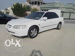 For sale Honda accord 98