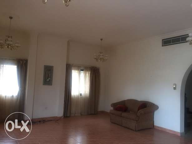 4 Bedrooms Semi Furnished Villa in Janabiya