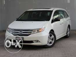 Honda Odyssey Touring 5Dr 3.5L New 2017 White For Sale