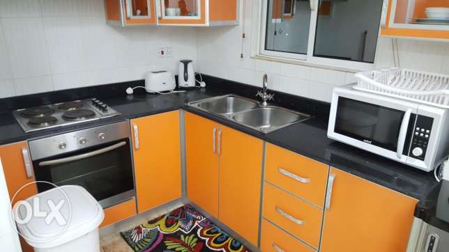 2 BR flat Rent in Saar beside st Christopher school