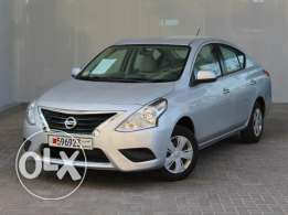 Nissan Sunny 1.5L Low option 2016 Silver For Sale