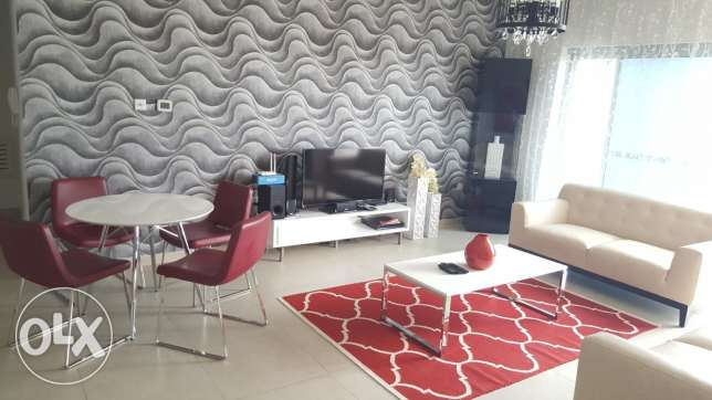 Awesome 1 BHK flat for rent in Amwaj island