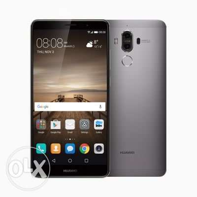 Huawei Mate 9 Pro 3 days used