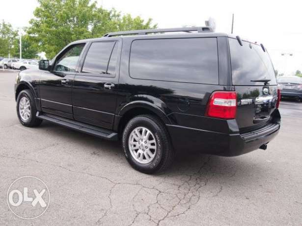 Ford Expedition 2011 Agent Maintained -فورد اكسبدشن ٢٠١١ صيانة الوكالة