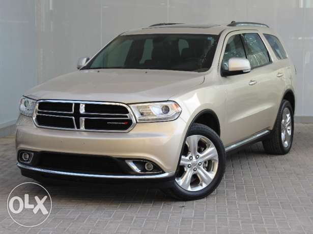 DODGE Durango 2014 Gold For Sale