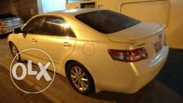 Toyota Camry 2009 Peral White Colour