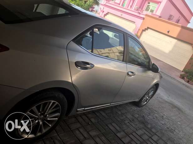 corolla 2015 full option