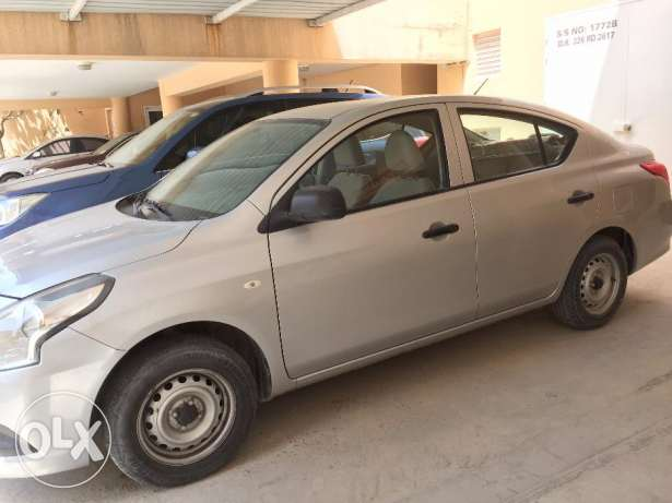 Nissan Sunny - 2015, 16,000kms - For Sale