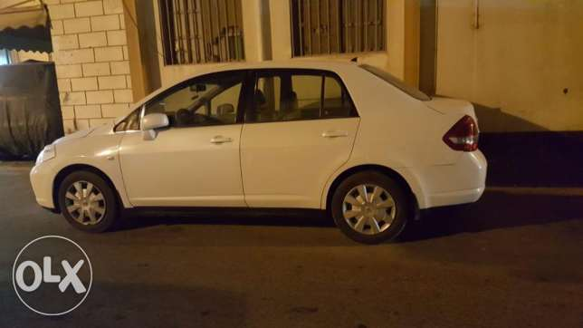 Nissan Tiida 2008 1.6 for sale passing insurance till January 2018