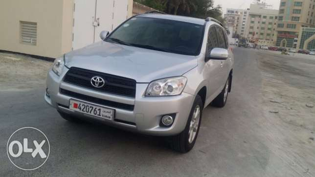 Toyota RAV4 model 2012 جفير -  8