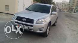 Toyota RAV4 model 2012 4x4