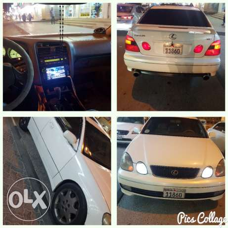 Lexus Gs400 for sale