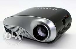 NEW LED projector