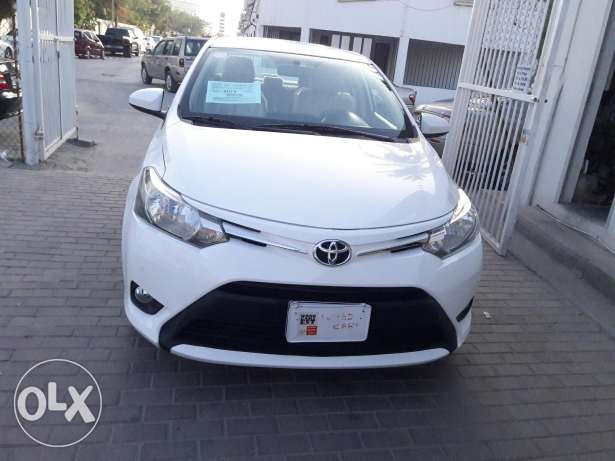 Toyota Yaris 1.5 cc model 2014 full option for sale now.