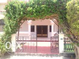 (SRSH 1) Semi furnished villa for rent at Saar