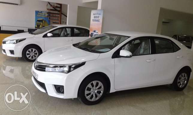 For sale Toyota corolla 1.6xli (model 2015)