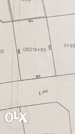 RA Land for Sale in Sanad
