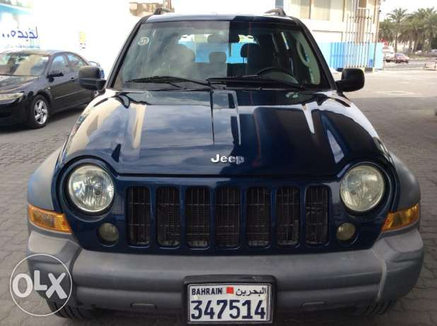 For Sale 2005 Jeep Cherokee Bahrain Agency