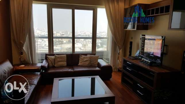 Modern style, FF 2 BHK flat for sale in Sanabis at BD 92500.